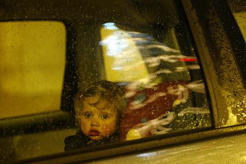 carolina e as luzes de natal