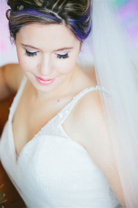 Colourful & Edgy Ballet Inspired Wedding Shoot · Rock n