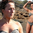 'This time I WILL keep it off': Natalie Cassidy shows off her slimmed-down bikini body after losing 1st 2lbs