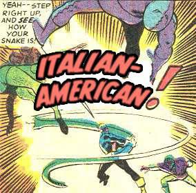 Captain America #181 panel