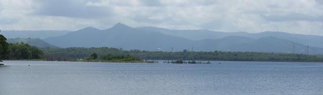 Lake Samsonvale / Mount Samson