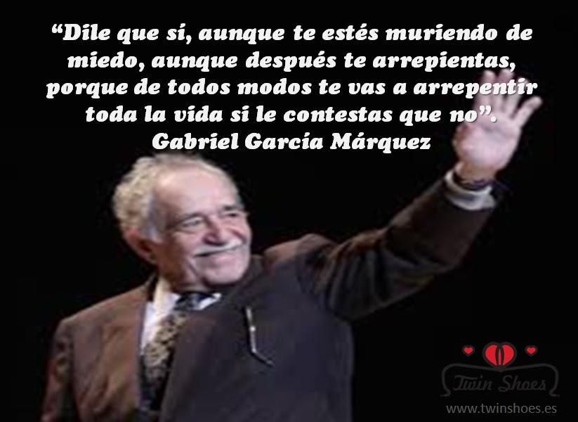 25 Frases De Amor De Gabriel Garcia Marquez Buscar Pareja Estable