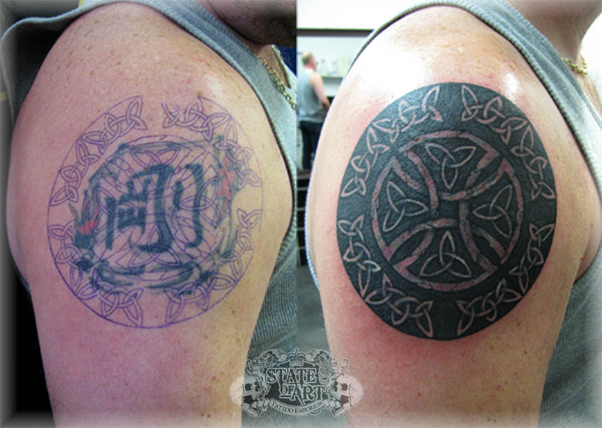Cover Up Tattoo Free Tattoo Pictures