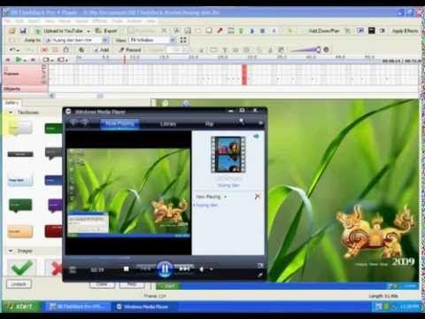 Hướng dẫn quay phim màn hình với phần mềm BB Flashback Pro - Channel Sun...