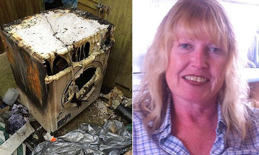 Nearly one blaze a day blamed on tumble dryers, figures show