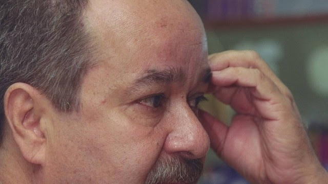 Eloy, em foto de março de 1998: aposentado não se perdoa pela morte do filho