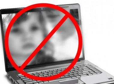 PF cumpre mandados contra pornografia infantil em Feira, SAJ e Jitaúna
