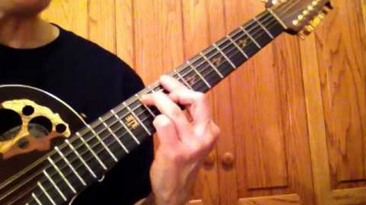 12-String Fingerstyle Acoustic Guitar Chord Progressions & Melodies ...
