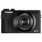 Canon - PowerShot G7 X Mark III 20.1-Megapixel Digital Camera - Black