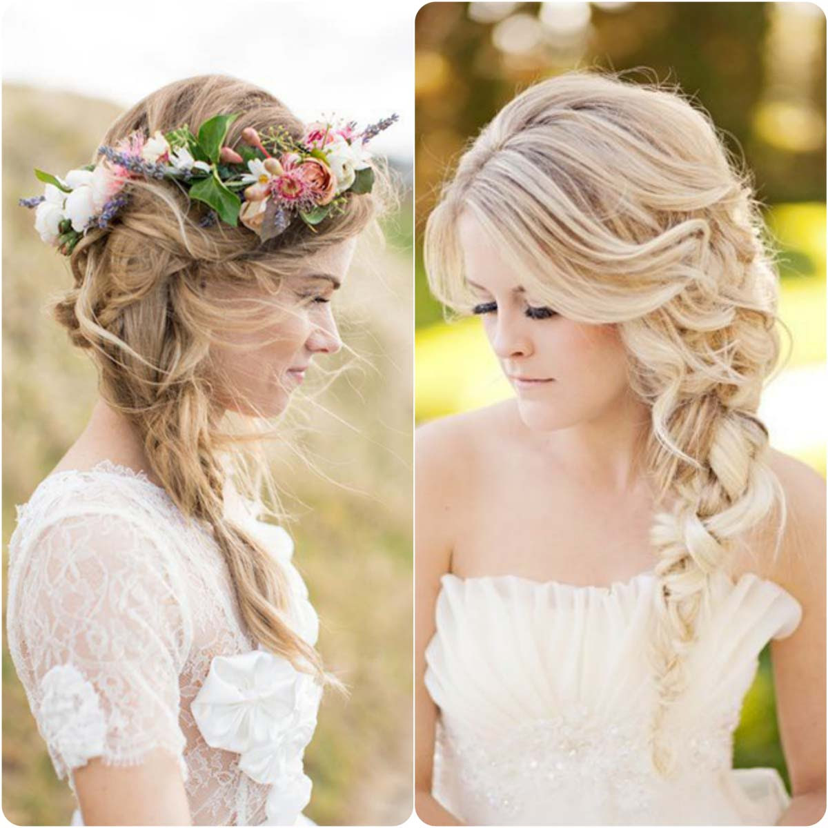 20 Braided  Hairstyles  for Wedding  Brides 2019 Stylo Planet