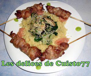 Couscous asiatique 2