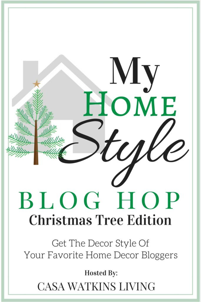 Christmas tree styling for any home style!