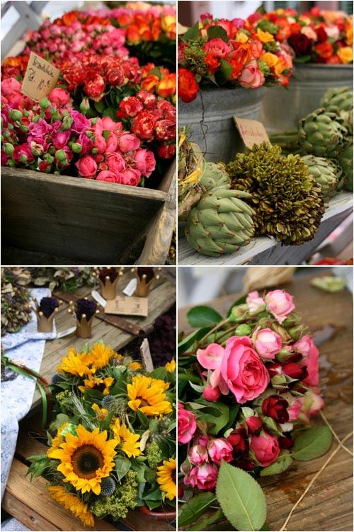 Banco di fiori