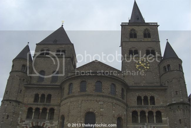Trier-Germany-Church