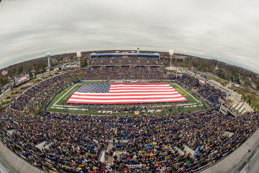 Military Bowl - Navy beats Pitt 44-28