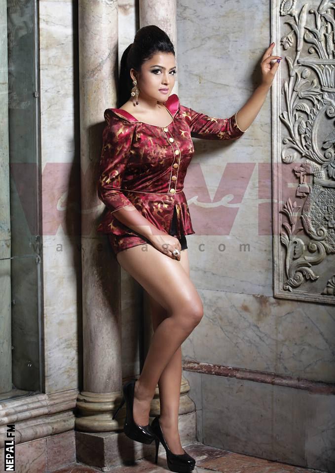 Rekha Thapa Nepali Sexy Actress,Model And Film Maker Very -8973