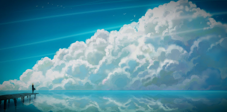 Anime Sky Wallpaper