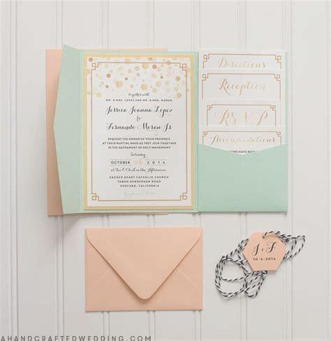 1000  ideas about Modern Wedding Invitations on Pinterest