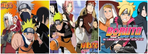 When Should I Watch The Naruto Movies