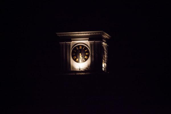 town clock, Tom Bassett, Gordon Bassett