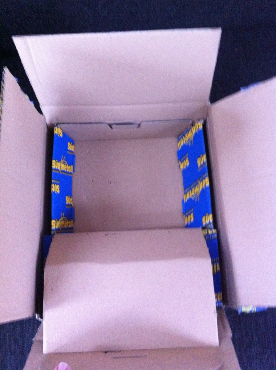 Päckchen auspacken - 3