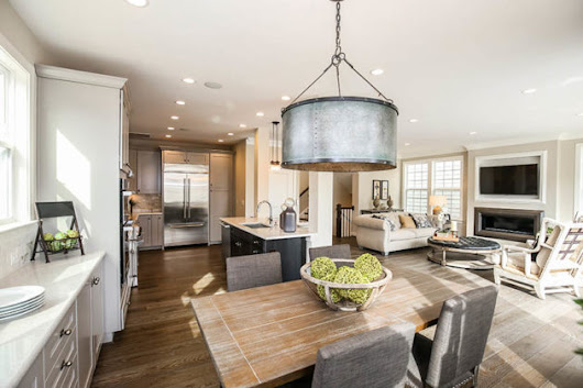 A Peek Inside the Community of Madison Homes at Eleven Oaks | ARLnow.com