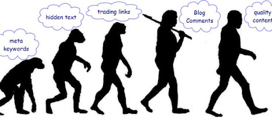 Evolution of SEO