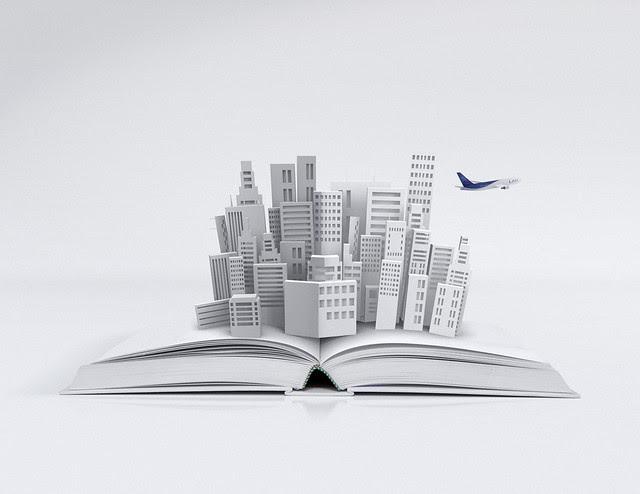 Libro + avión