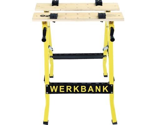 Werkbank Klappbar Hornbach