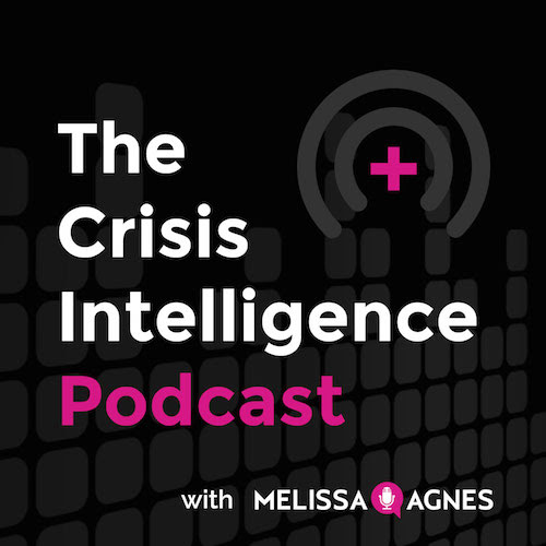 TCIP #050 - Online Shaming with Garth Rowan - Melissa Agnes - Crisis Management Keynote Speaker