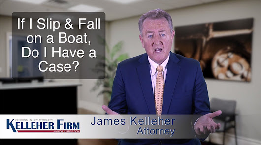 If I Slip and Fall on a Boat, Do I Have a Case?