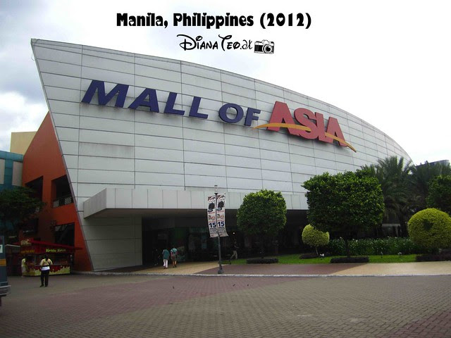 Day 3 - Philippines Mall of Asia 01