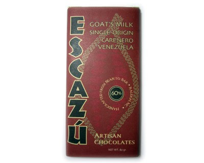 Escazú Carenero Venezuela Goats Milk Chocolate