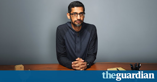 Google CEO Sundar Pichai: 'I don't know whether humans want change that fast' | Technology | The Guardian