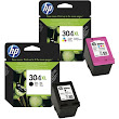Compatible HP 304xl Ink Cartridges Manchester - 0161 738 1465