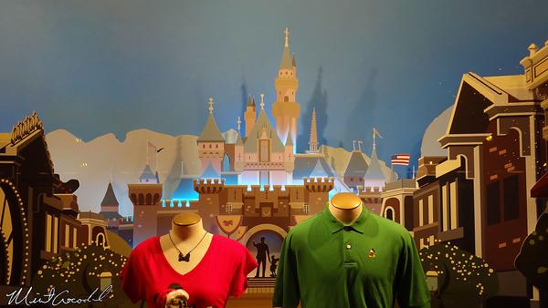 Disneyland Resort, Downtown Disney, World of Disney, Window, Disneyland, Main Street U.S.A.