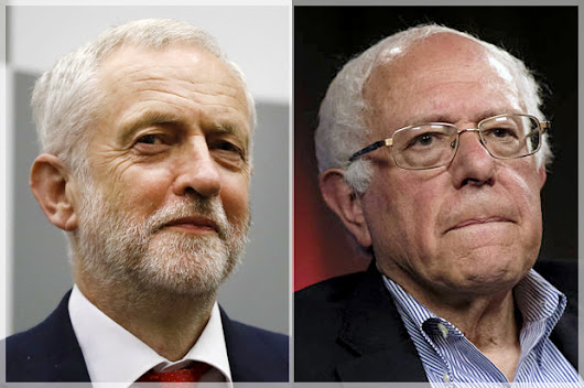 Sorry, centrist liberals, the politics of Bernie Sanders and Jeremy Corbyn are the progressive path forward