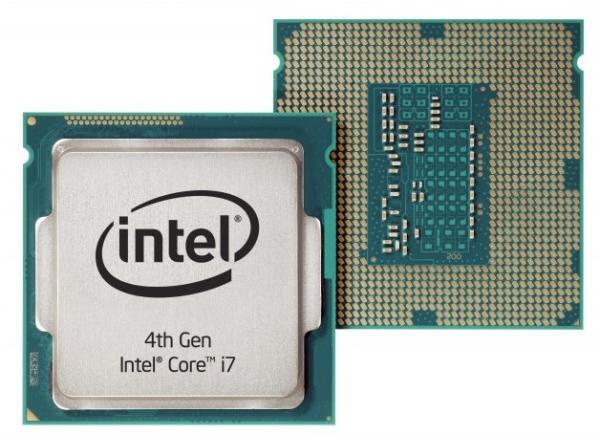 Nova geração de processadores Intel.
