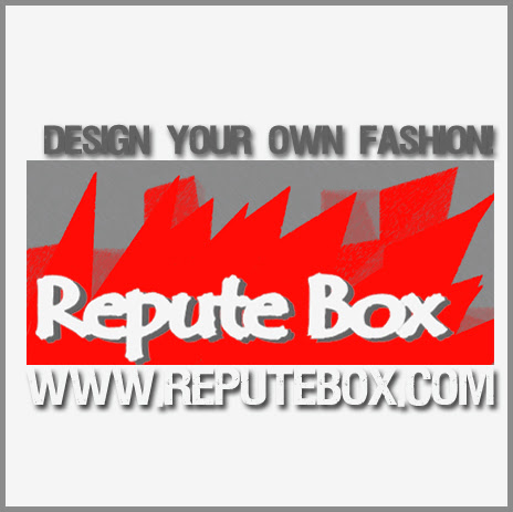 Design your custom tees with Repute Box on Spreadshirt