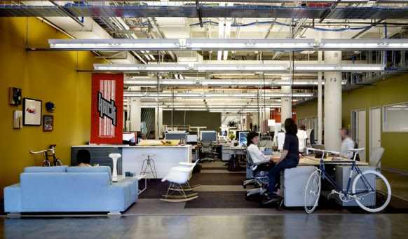 facebook-work-environment