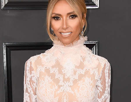 Giuliana Rancic's 2017 Grammys Look Is Short, Lacy & Perfect for the Show Where Anything Can Happen: All the Details | E! News