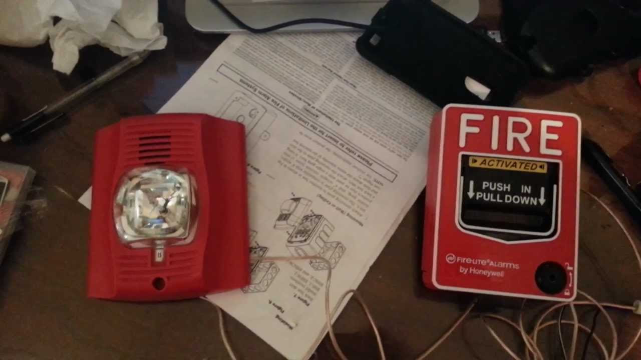 21 New Fire Alarm Pull Station Wiring Diagram