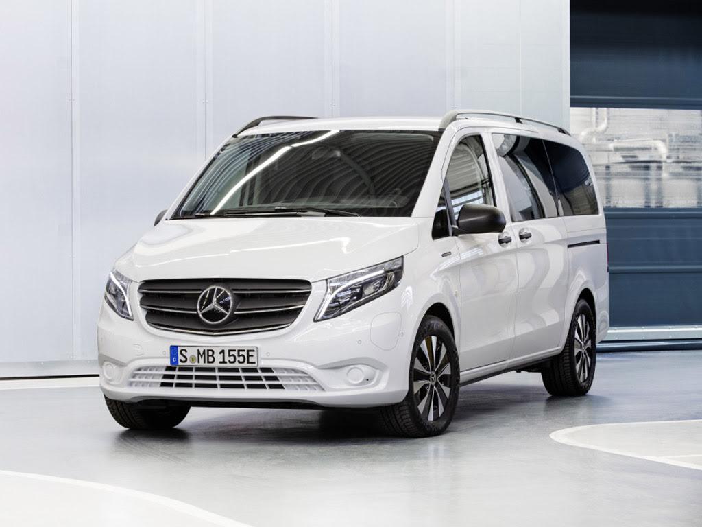 Novi Mercedes-Benz Vito i eVito Tourer