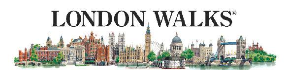 London Walks banner