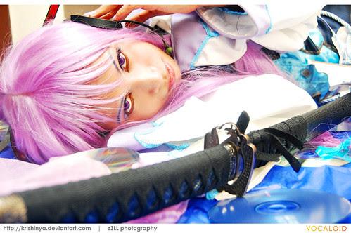 Vocaloid: Gakupo