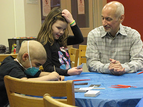 Breanna's Gift | An arts program for children with cancer and other serious illnesses.