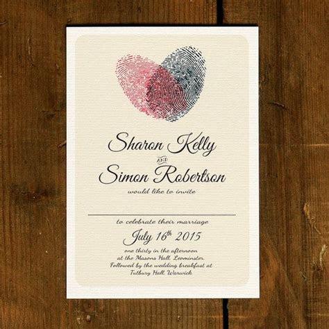 1000  ideas about Heart Wedding Invitations on Pinterest