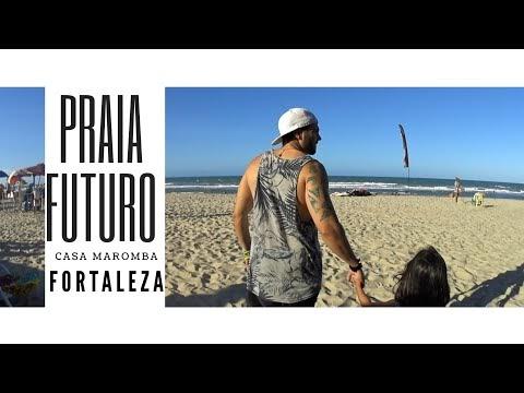 Praia do Futuro - Cabana Crocobeach Fortaleza