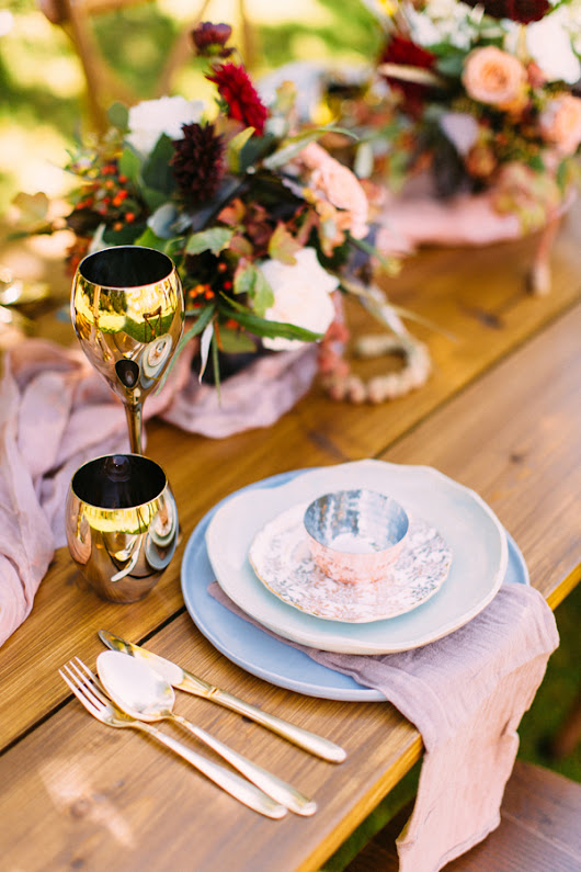 FEATURED: B.Loved | Autumn Wedding Inspiration at the Farley Estate