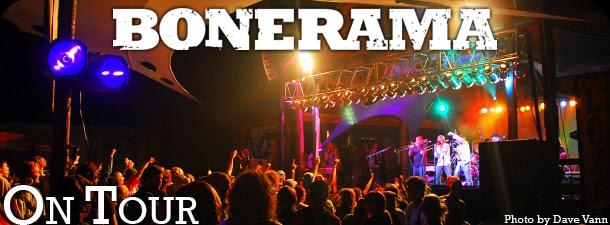 Bonerama on Tour